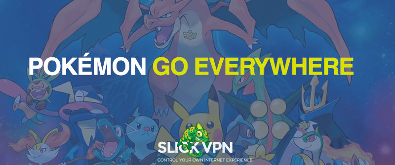 Get Your Hands on Pokémon Go Regardless Of Your Country of Origin