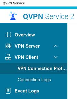 QNAP - OpenVPN Setup - SlickVPN